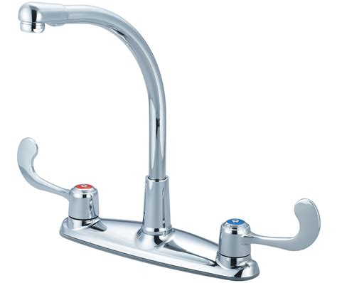 two handle kitchen faucet two handle kitchen faucet pioneer industries inc