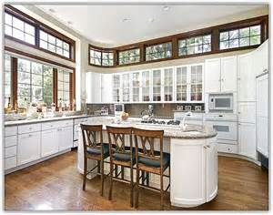 Breakfast Bar Kitchen Islands kitchen island with cooktop and sink home design ideas