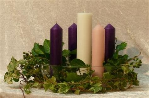colore delle candele dell avvento l oltre luogo n 176 27 candele il significato dei loro