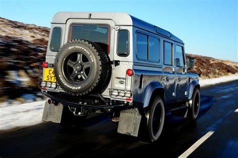 french land rover landrover defender by twisted defender pinterest