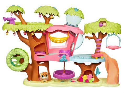 Saleee Lalaloopsy Petshop littlest pet shop treehouse playset toys