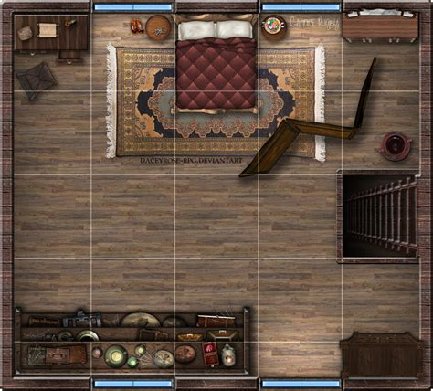 House Layout Maker small tavern 2nd floor by daceyrose rpg on deviantart