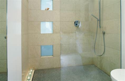 Offene Dusche Ohne Glas by Offene Dusche Ohne Glas Raum Und M 246 Beldesign Inspiration