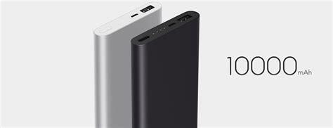 Power Bank Xiaomi 10000 Mah xiaomi mi power bank 2 10000 mah