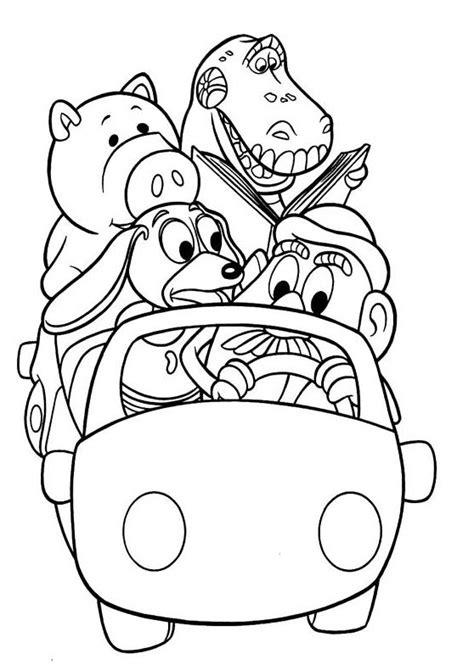 imagenes para colorear woody toy story dibujos para imprimir colorear o pintar para