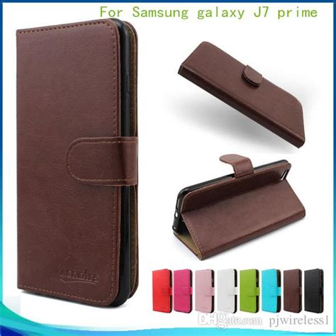 Flip Mirror Wallet Samsung J2 2016 by For Samsung Galaxy J7 Prime On5 2016 J5 Prime On7 2016