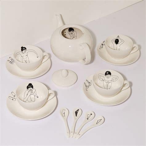 Bathing Set bathing tea set 187 gadget flow