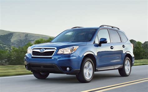 Subaru Forester 2 5i by 2014 Subaru Forester 2 5i Front Photo 59