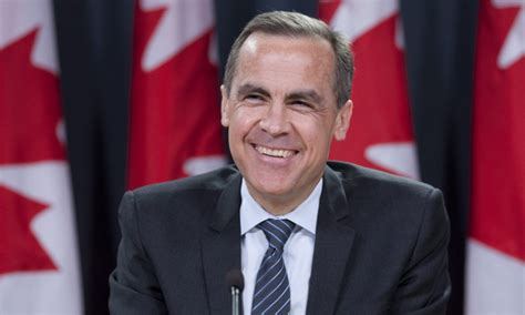 Bank Of Governor Carney Sharp As A Tack