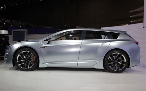 subaru concept cars next gen subaru wrx prototype revealed last year photo