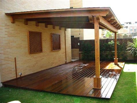 porches de madera porches de madera granada y ja 201 n porches economicos