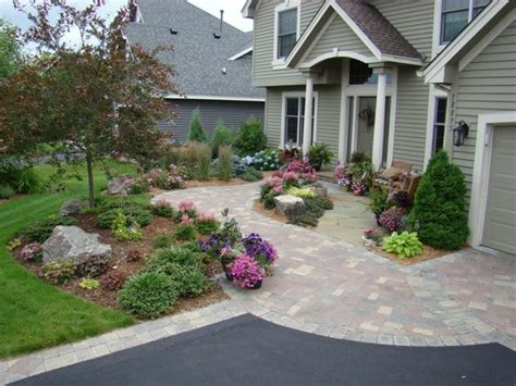 front yard hardscape design ideas unique hardscape front entry jpg provided by abundant lawn