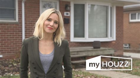 houzz kristen bell my houzz kristen bell s surprise renovation for her
