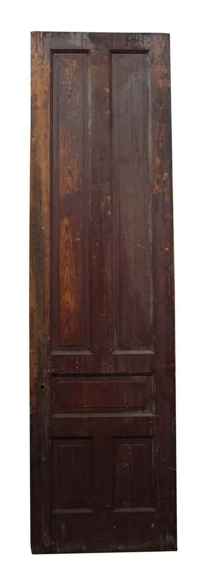 antique interior doors antique narrow doors with ironwork single narrow door olde things