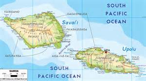 Samoa World Map by Maps Of Samoa Map Library Maps Of The World