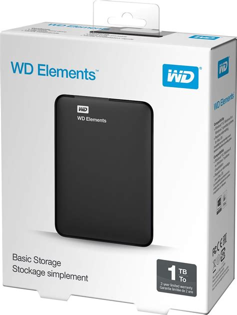 Wd Elements 1tb western digital elements portable 1tb skroutz gr