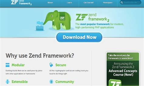 membuat aplikasi web dengan zend framework lebih dalam tentang framework php part ii webhozz blog