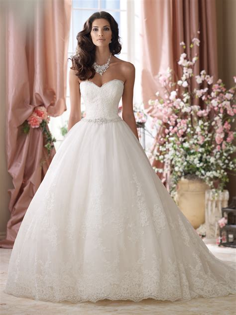 Wedding Gowns by David Tutera Wedding Dresses 114289 Vera