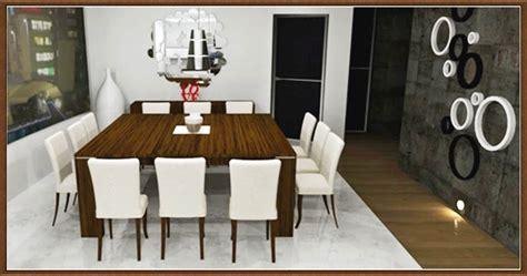 imagenes de mesas minimalistas medidas de mesas de comedor para 10 personas ideas de