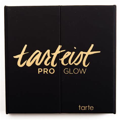 Tarte Pro Glow tarte tarteist pro glow palette review photos swatches