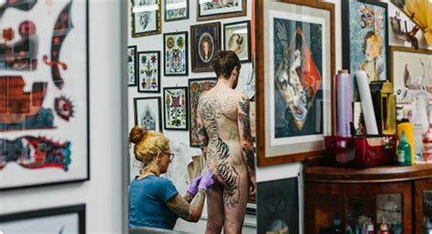 tattoo parlour london walk in paint the town tattoo london the rake magazine