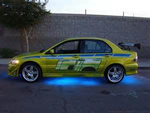 Mitsubishi Lancer From Fast 2 Furious Ebay Just Got Paul Walker S Mitsubishi Evo From 2 Fast 2