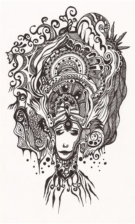doodle drawings doodle 5 concept of mind by mansiprintshop on deviantart
