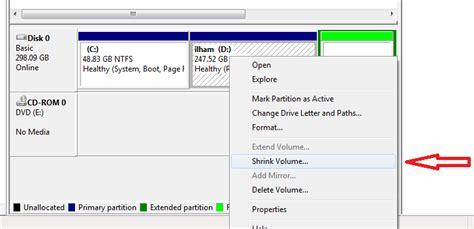 cara format hardisk seperti baru cara membuat partisi baru tanpa format hardisk it jurnal com