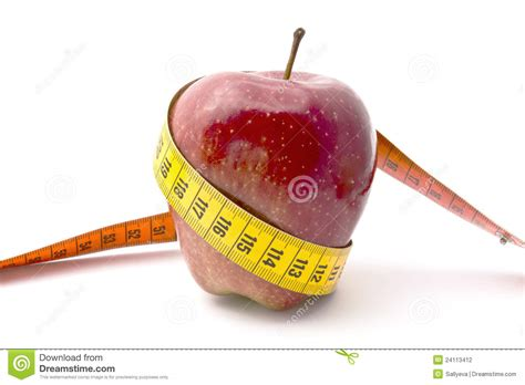 apple diet apple diet stock photography image 24113412
