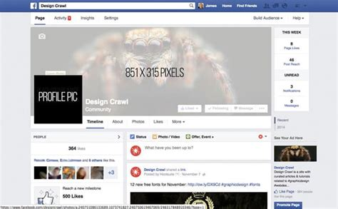 Social Media Cover Photo Sizes And Templates Design Crawl Social Media Design Templates Free