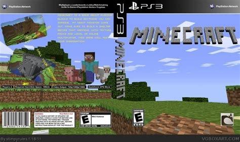 Mojang Dvd Ps4 Minecraft minecraft probablemente llegara a ps3 o ps4