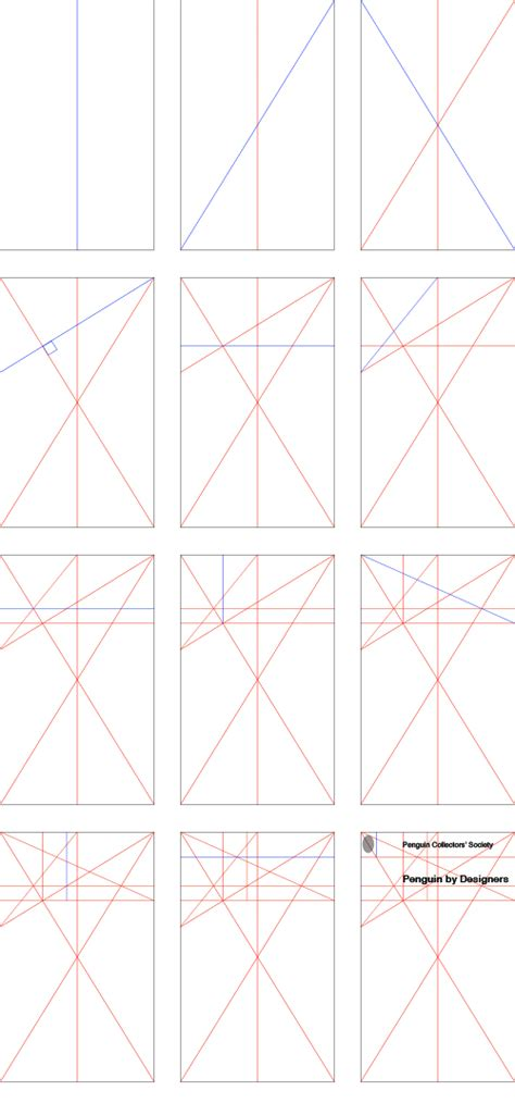 Designspiration Grid | constructing the grid
