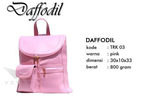 Tas Ransel Korean Style Pink tas cantik dan imut ala korea tas cewek