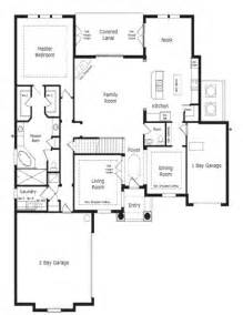 open floor plans reflect the way we live today
