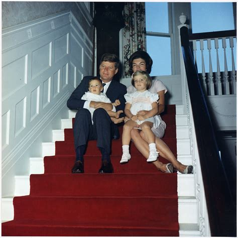 john f kennedy children file president kennedy and family president kennedy mrs