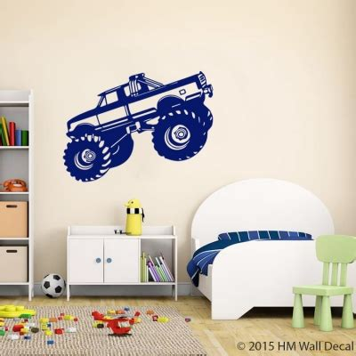 Removable Nursery Wall Decals Truck Nursery Removable Wall Sticker Decal
