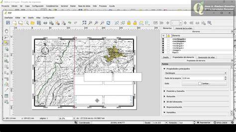 imagenes satelitales en qgis cracion de mapa con cajet 237 n en qgis youtube