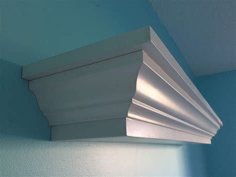 Crown Molding Shelf by Crown Molding Floating Fireplace Mantel Shelf By