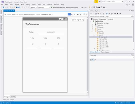 xamarin android layout folder draw your next app idea with ink to code javi 博客园