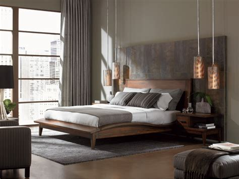 10 Brilliant Brown Bedroom Designs Contemporary Bedroom Modern Bedroom Furniture