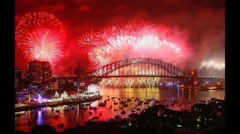 new year sydney new year s 2017 sydney midnight fireworks dubai