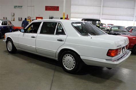 mercedes 300sel 1990 1990 mercedes 300 sel gr auto gallery