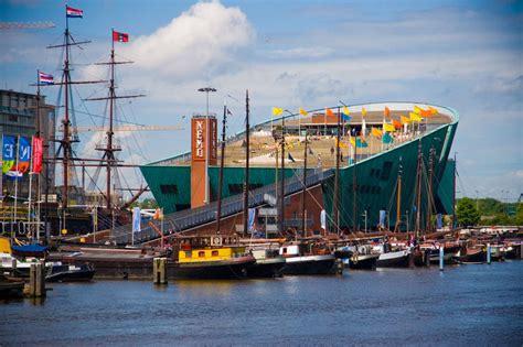 scheepvaartmuseum toegangsprijzen foto s video s science center nemo rides
