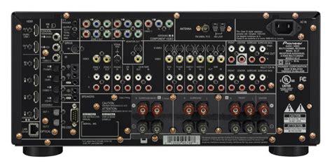 sc  thx ultra  certified  channel av receiver