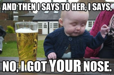 Drunk Baby Meme - how these companies used memes to get ahead via onboardly
