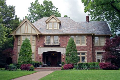 tudor revival style house swiss avenue dallas one of