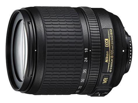 Nikon D90 Lensa 18 105mm Vr nikon af s dx 18 105mm f 3 5 5 6 g ed vr specifications