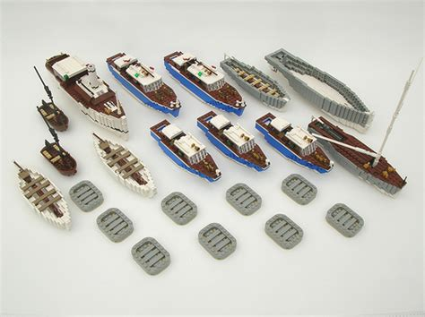 lego boat full size ed diment finishes hms hood in 20 foot long minifig