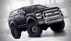 2016 Ford Bronco 2016 Ford Bronco Svt Raptor Hd Wallpaper Free