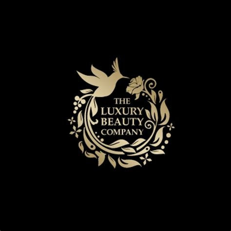 logo design luxury the luxury beauty logo logo design gallery inspiration